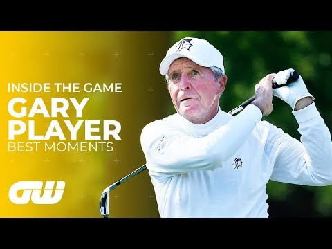 Best Moments: Gary Player!!! | 24/7 LIVESTREAM | Golfing World