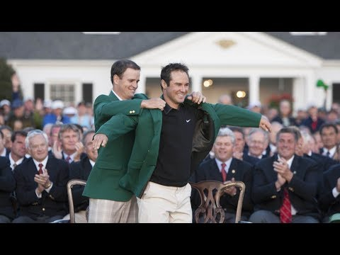 2008 Masters Tournament Final Round Broadcast