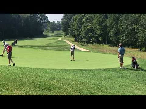 Met PGA Junior Tour Championship! Golf Tournament Footage