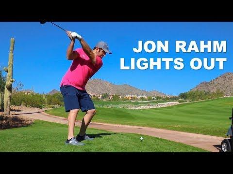 Golfing with Jon Rahm [#6 Ranked Golfer in the World!!!]