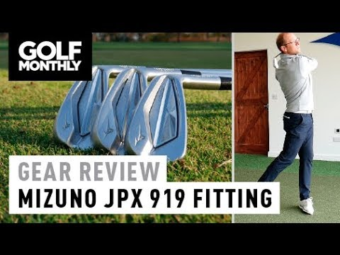 Mizuno JPX 919 Forged Fitting I Gear Review I Golf Monthly