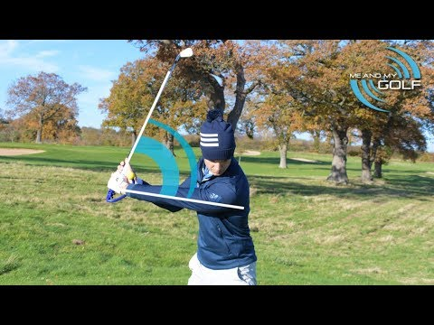 SETUP AND BACKSWING GOLF LESSON