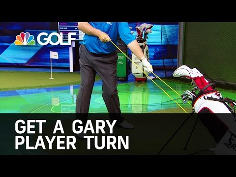 Turn Like Gary Player – School of Golf | Golf Channel
