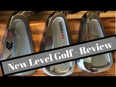 2018 Golf CLub Review – New Level Golf !