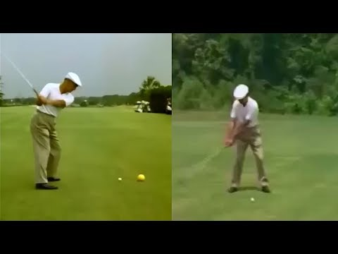 Ben Hogan Swing Analysis