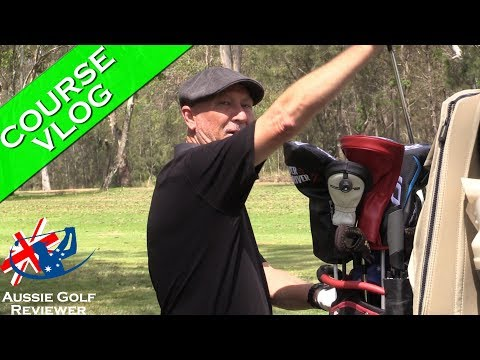OXLEY GOLF CLUB COURSE VLOG PART 1