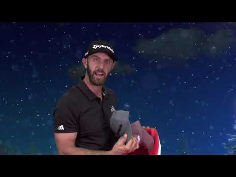 TaylorMade's Stuff it Like a Pro Giveaway Feat. Dustin Johnson