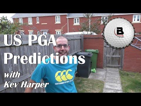 US PGA Predictions with Kev Harper