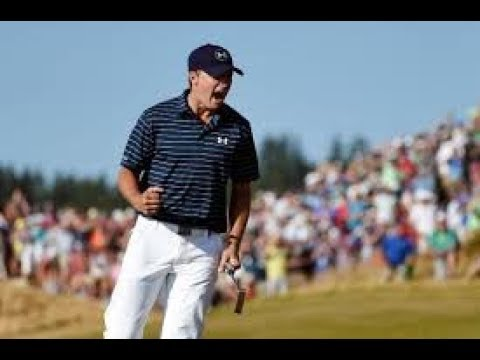 EVERY SHOT FROM JORDAN SPIETH US OPEN 2015 FINAL STRETCH