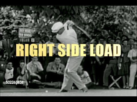 BEN HOGAN Right Side Load