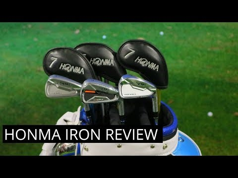 HONMA GOLF CLUBS IRON REVIEW 2019