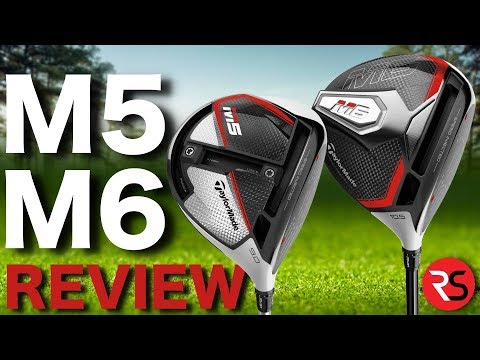 NEW TAYLORMADE M5 & M6 DRIVER REVIEWS – RICK SHIELS