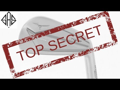 FIRST LOOK: 2018 MIZUNO JPX 919 IRON RANGE REVIEW