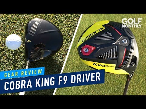 Cobra King F9 Speedback Driver | Gear Review | Golf Monthly