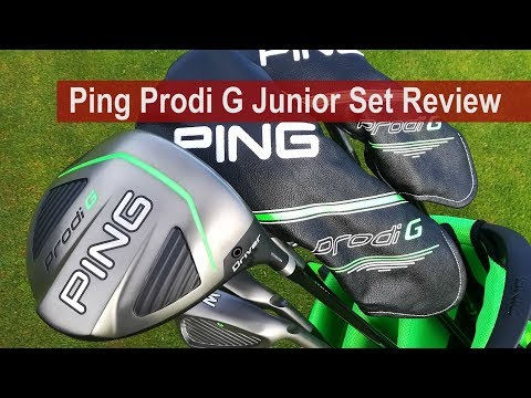 Ping Prodi G Junior Set Review By Golfalot
