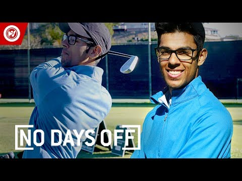 16-Year-Old Skipping College To Go PRO | Akshay Bhatia Golf Highlights