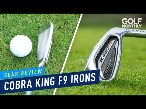 Cobra King F9 Speedback Iron | Gear Review | Golf Monthly