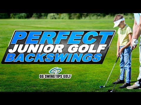 Perfect Backswing Golf Tips For Junior Golfers