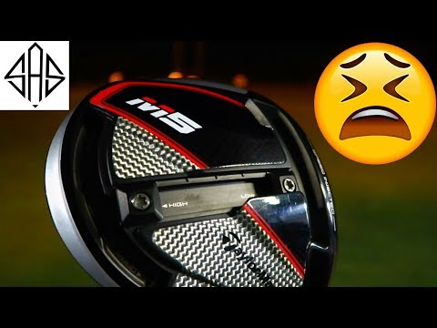 HONEST REVIEW: The Expensive Taylormade M5 Driver (2019)