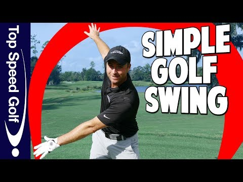 Simple Golf Swing