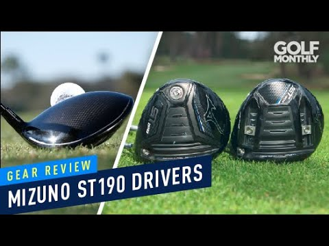 Mizuno ST190 Drivers I Gear Review I Golf Monthly