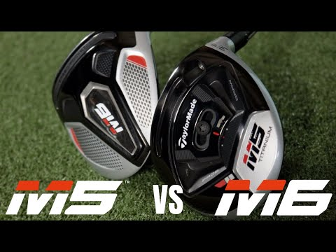 Taylormade M5 3-Wood vs Taylormade M6 3-Wood
