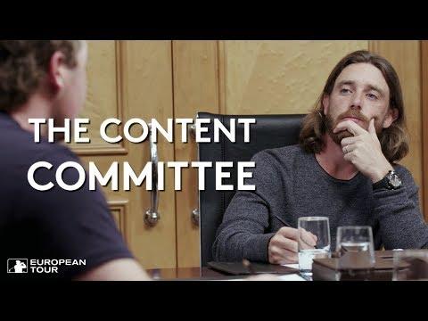 "Pro golfers brainstorm ""viral"" video ideas"