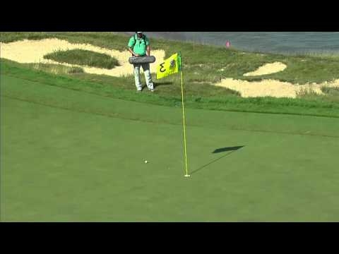 Matt Jones   bunker Shot  US PGA 2015
