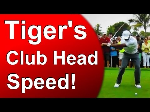 Increase Golf Swing Lag like Tiger Woods w/ This Simple Drill