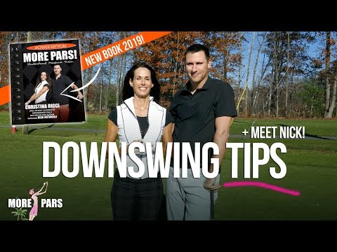 Downswing Tips for More Pars