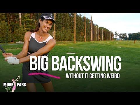 How to Make a Big Backswing