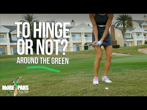 To Hinge or Not Around the Green