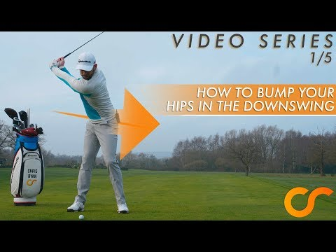 HOW TO START THE DOWNSWING IN GOLF – NEW VIDEO SERIES