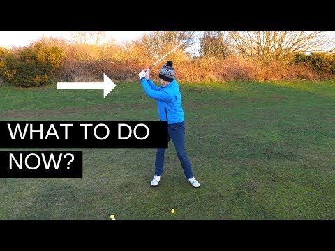 START THE DOWNSWING CORRECTLY – TO PERFECT IMPACT