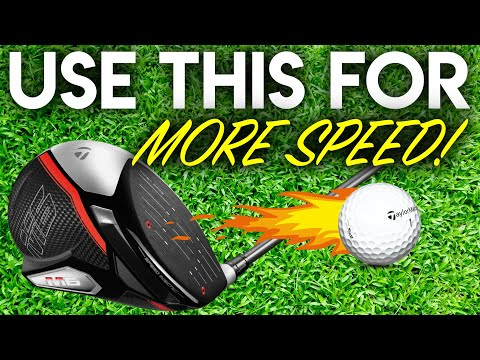 Use This For More Golf Swing Speed