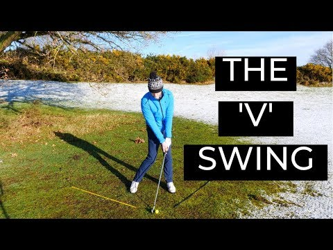 STRIKE YOUR IRONS PURE – THE 'V' SWING