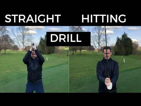 HOW TO HIT YOUR IRONS AND DRIVER STRAIGHT