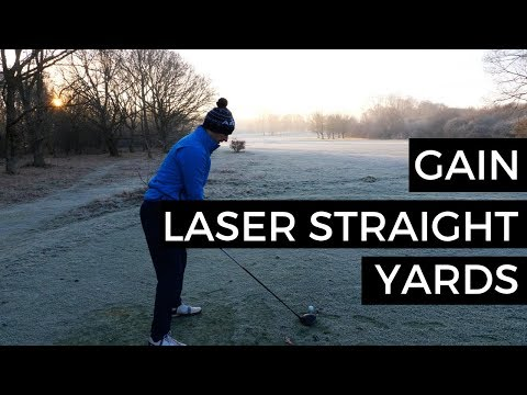 EFFORTLESS GOLF SWING – GAIN 25+ YARDS