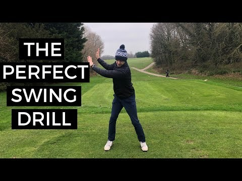 EASY WAY TO MASTER THE GOLF SWING – GREAT DRILL