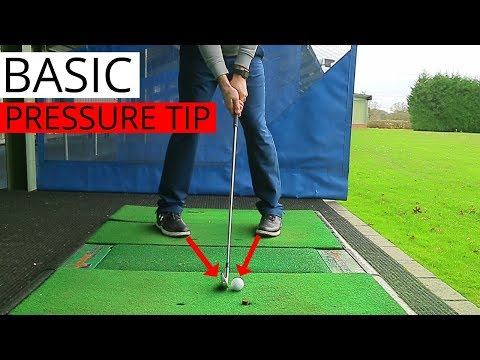 HOW TO FEEL A LOAD WHEN TURNING YOUR HIPS IN THE GOLF SWING WITH ONE SIMPLE TIP