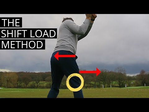 THE BASICS OF THE HIP ROTATION IN SLOW MOTION THROUGH THE GOLF SWING