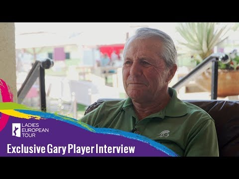Exclusive Gary Player Interview | Part 2