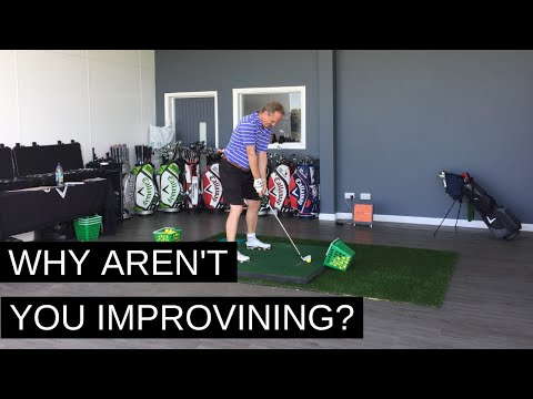 MOST IMPORTANT GOLF SWING LESSON EVER