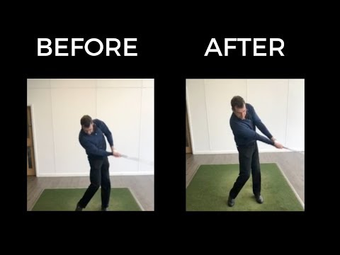 IMPROVE IMPACT POSITION IN GOLF SWING – MAGIC DRILL