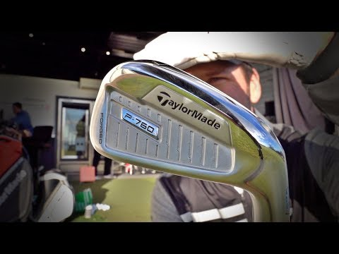 Signing A Club Deal + Full Bag Fitting With TaylorMade