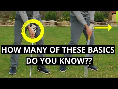 SIMPLE GOLF SWING TIPS EVERY GOLFER NEEDS TO KNOW