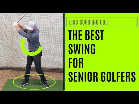 GOLF: The Best Swing For Senior Golfers
