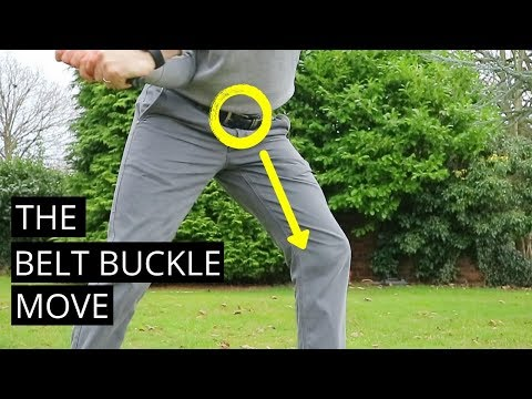 BASIC GOLF SWING TIP FOR PERFECT START TO THE DOWNSWING