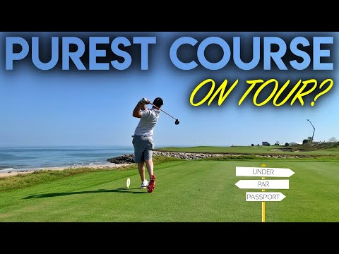 The Purest Golf Course On Tour?? Under Par Passport – Oman