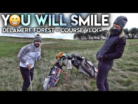 You will SMILE!! :) Carly Booth, Peter Finch, Matt Fryer – Delamere Course Vlog – Part One